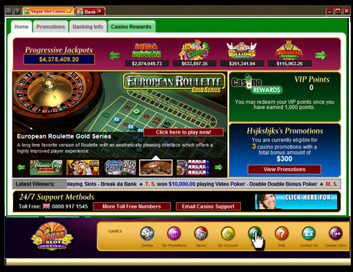 Accept bank casino draft online that american casino history